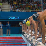 Top 5 incredible Olympic breaststroke races