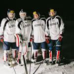 Fearless goaltender chooses ice hockey despite family's worries