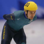 Steven Bradbury Skates To Gold in Salt Lake City 2002