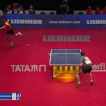 À VOIR - Les meilleurs points de tennis de table de 2018 !