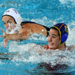 Women's ESP v KAZ | Water Polo - FINA World Championships - Gwangju