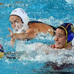 Damen ESP v KAZ | Wasserball - FINA WM - Gwangju