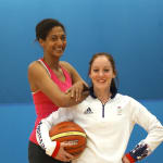 Sports Swap: Basketball vs Trampoline with Emmeline Ndongue & Kat Driscoll