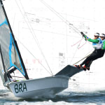 See how aerodynamic sails have optimised performance