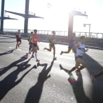 Maratón Blackmores de Sídney - Sídney