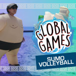 Sumo Beach Volley