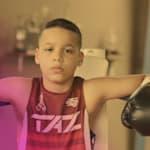 プエルトリコのボクシングチャンピオン候補は13歳の天才
