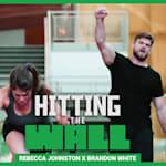 Rebecca Johnston impressiona @Brandon_Myles com seu treinamento de hóquei