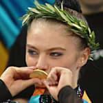 17岁的阿林娜·卡巴耶娃