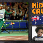 Cathy Freeman's 400m victory at Sydney 2000