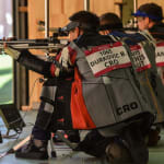 Men's 50m Rifle 3 Positions Final | ISSF World Cup Rifle / Pistol - Munich
