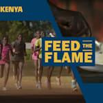 Cómo una villa keniana alimenta a los corredores más rápidos del mundo