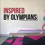 Artistic Gymnastics Compilation I Inspired by Olympians