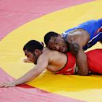 The beauty of Men's Wrestling