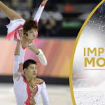 Zhang Dan e Zhang Hao non mollano | Impossible Moments