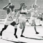 Tolan holt Gold über 100m in Los Angeles 1932