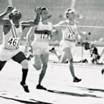 1932年洛杉矶奥运会托兰历史性百米夺金