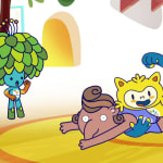 Vinicius and Tom - Rio 2016 Mascot