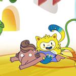 Vinicius e Tom - Le Mascotte di Rio 2016
