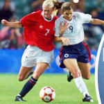 Damen Fussball Finale, Sydney 2000