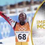 Isaac Menyoli Skis For A Greater Cause | Impossible Moments