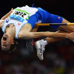 The beauty of Athletics jumping