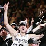 ¿Un campeonato de la NBA o un oro olímpico? Manu Ginóbili decide