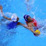 Куба - Испания, женщины | Водное поло - Чемпионат мира FINA - Кванджу