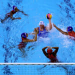Women's CUB v GRE | Water Polo -  FINA World Championships - Gwangju