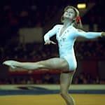 Olga Korbut Ganha Corações e Medalhas em Munique 1972