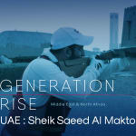 Sheik Saeed Al Maktoum: Royal shooting star retains his passion