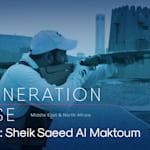 Sheikh Saeed Al Maktoum: el noble tirador que mantiene su pasión