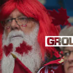 Der Weltenbummler 'Beard Guy' ist eine Legende im Curling
