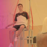 ドイツ体操界の次世代を担う16歳のダニエル・シュベト