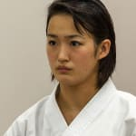 Japan's queen of karate Kiyou Shimizu on track for inaugural gold