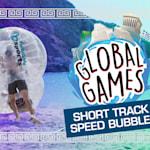 Short Track con bolle