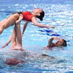 Highlight Rout. Final   Artistic Swimming- FINA World Championships -Gwangju