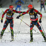 Einzel Mixed Staffel | IBU Weltcup - Salt Lake City