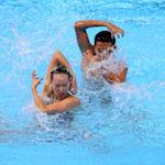 Mixed Frei Duett Vorrunde | Kunstschwimmen-FINA WM -Gwangju