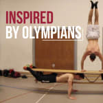 Fit wie ein Olympionike I Inspired by Olympians