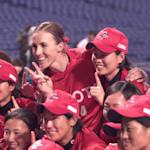 Как звезда американского софтбола оказалась в национальной лиге Японии