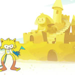 Vinicius e Tom: un castello di sabbia