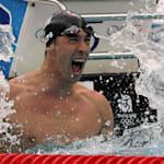北京奥运会,迈克尔·菲尔普斯夺八金创纪录