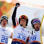 Pour les débuts du snowboard handisport, les USA sacrés | Impossible Moments