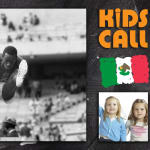 Kids call Bob Beamon's remarkable leap for gold in 1968