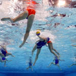 Women's NZL v NED   Water Polo - FINA World Championships - Gwangju