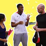 Scopri l'intenso allenamento di un medagliato olimpico nel taekwondo