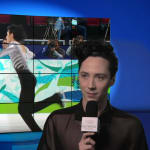 Take the mic: Johnny Weir