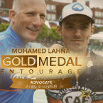 My brother's keeper: Mo Lahna honours paratriathlon's advocate Alan Shanken