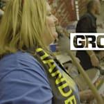 Ein Kick für blinde Handballfans